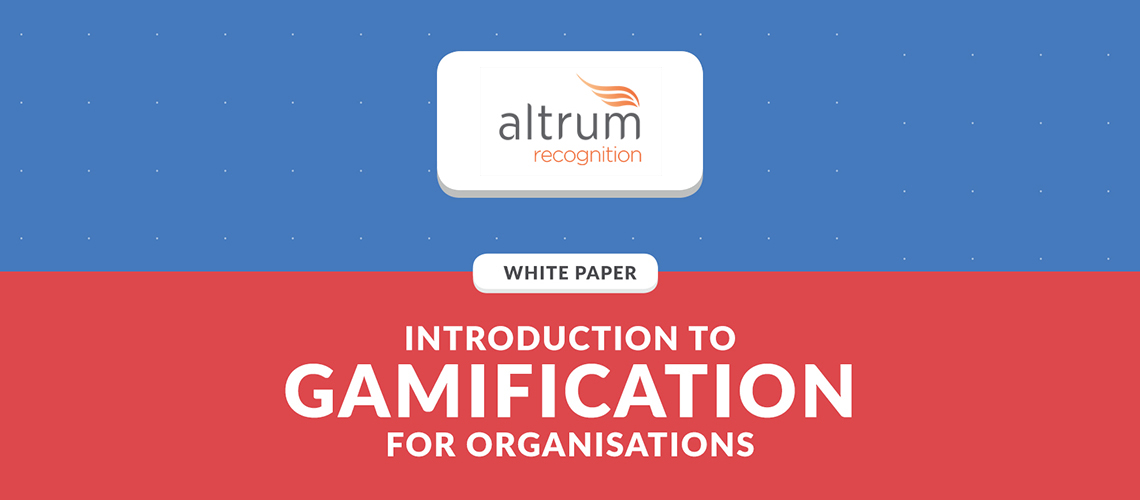 Introduction enterprise gamification employee recognition