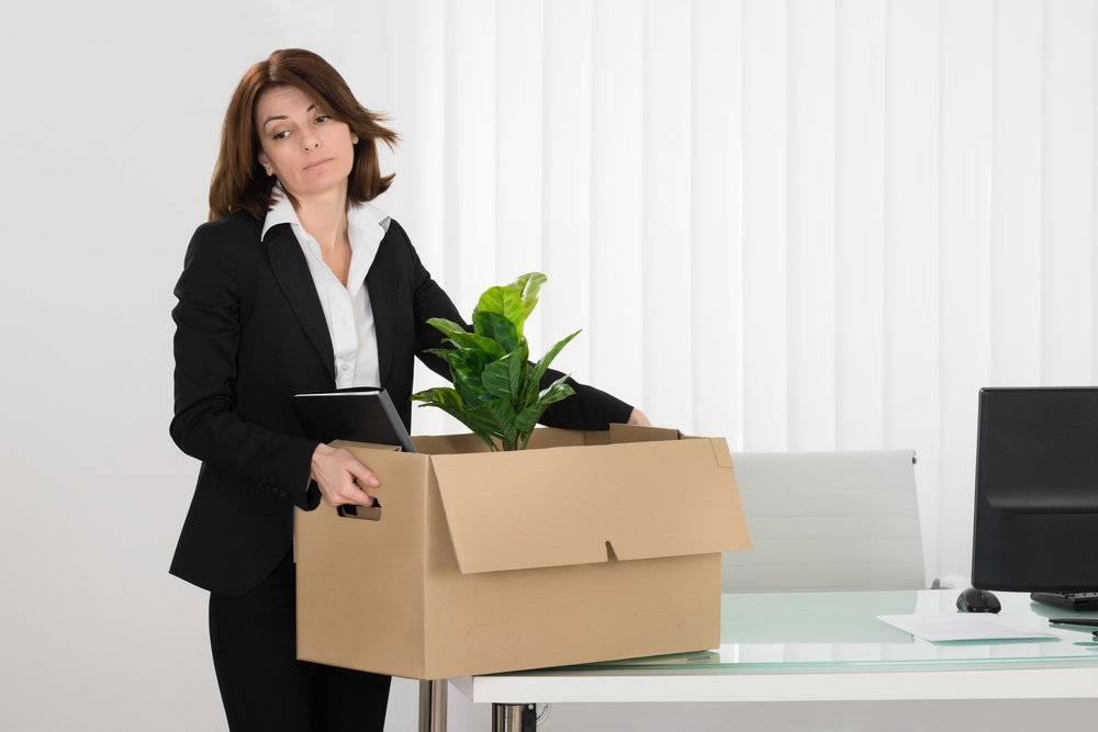 why people leave their job