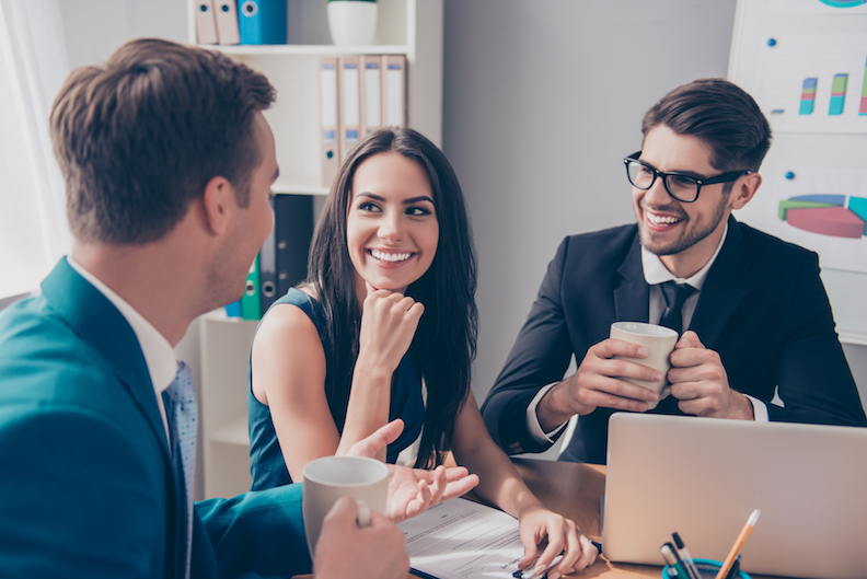 ROI of employee engagement at work