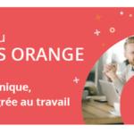 Parcours Orange Altrum Reconnaissance