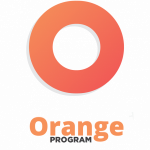 Orange program Logo by Altrum Recognition