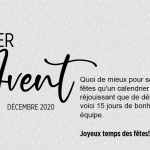 calendrier avent